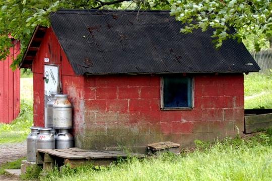 milk house amish ohio