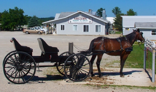 Millers Amish Bakery Gifts Adams Co OH