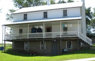 minnesota amish home