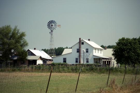 mississippi amish farm