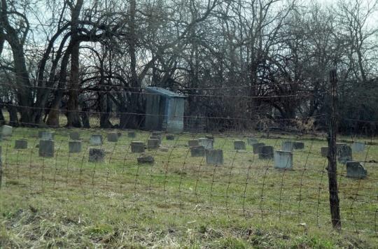 missouri amish cemetery