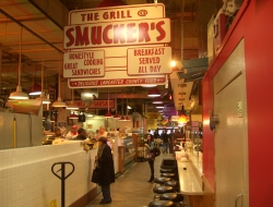 Mose Smucker Grill