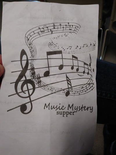 "Amish ""Music Mystery Supper"" (Guess These 14 Food Riddles) [Updated With Winner]"