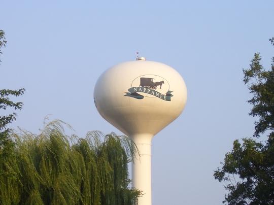 10 views of Nappanee, Indiana