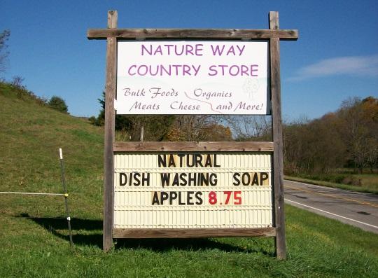 Nature's Way Store