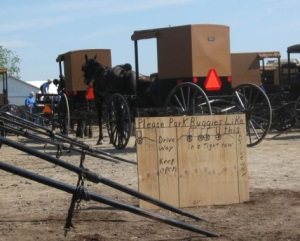 New Wilmington Amish Auction