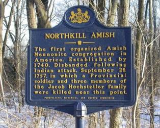 Northkill Amish Settlement
