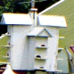 OH Amish Bird House