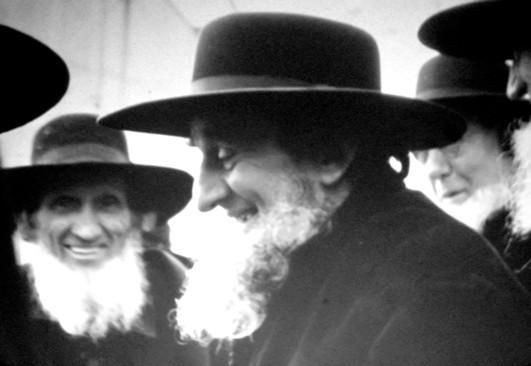 old amish men
