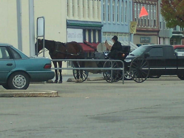 Missouri amish