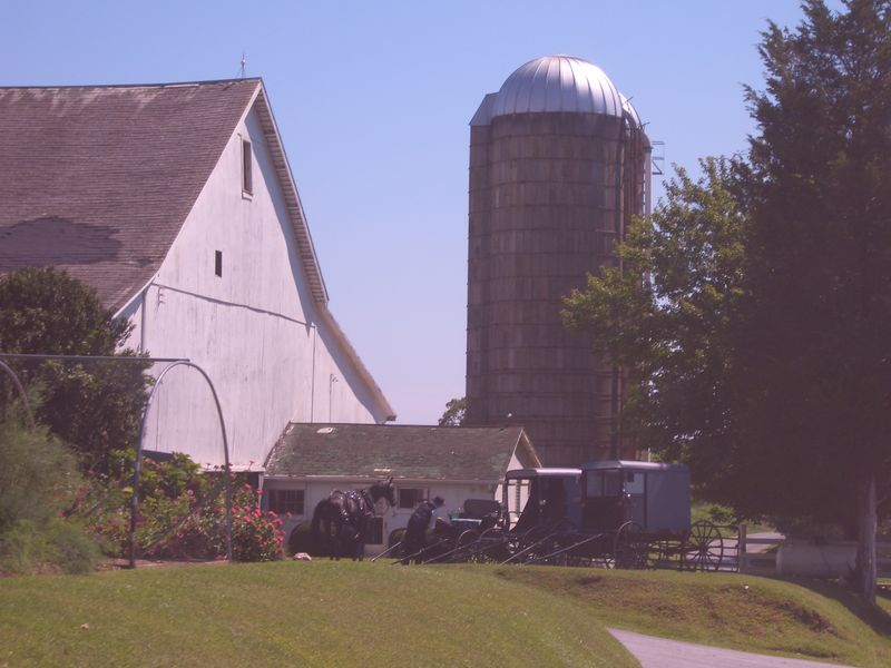 Lancaster County Amish church
