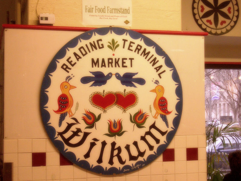 Reading Terminal Amish Market Philadelphia