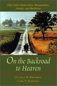 On The Backroad To Heaven Book