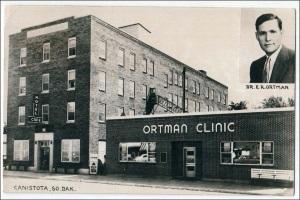 ortman-clinic-postcard