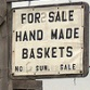 PA Amish Baskets