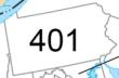 pa amish map