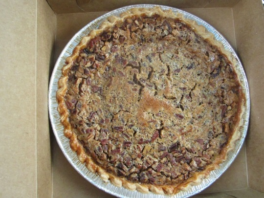 Pecan Pie Amish-baked