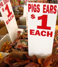 The Appeal of Amish Markets