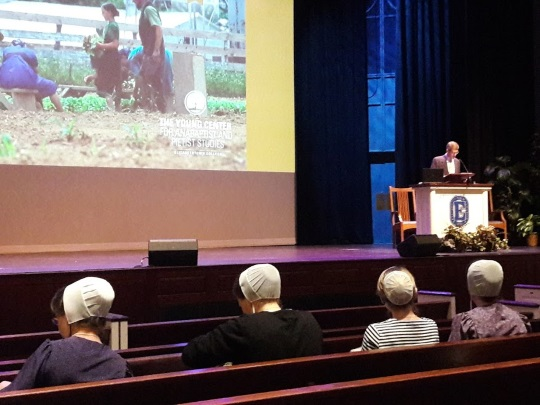 Highlights From The 2019 Amish Health & Well-Being Conference