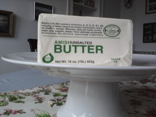 polish amish butter