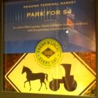 reading terminal market philadelphia sign