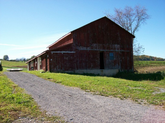 Red Barn Giles County