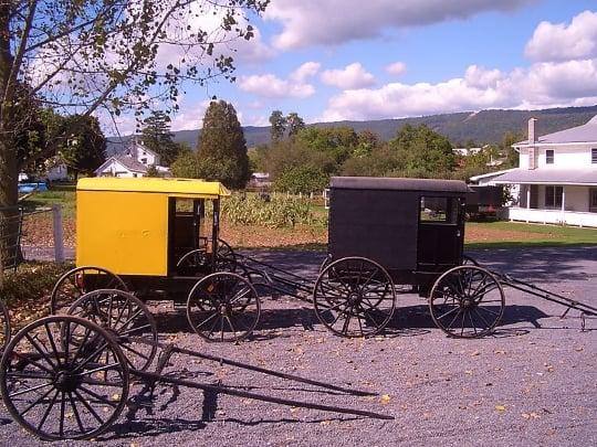 My Amish Settlement List (58 Communities)