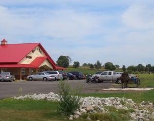 Rise Roll Bakery Amish Indiana