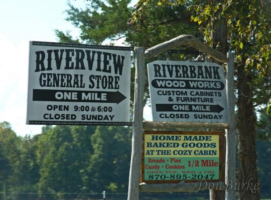 Riverview General Store Salem Arkansas