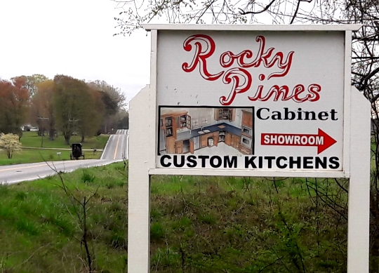 Amish Custom Kitchens - Virginia