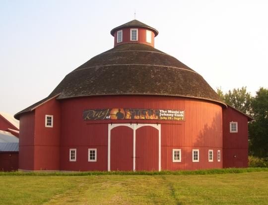 Round Barn Theatre Nappanee