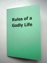 Rules Godly Life Devotional