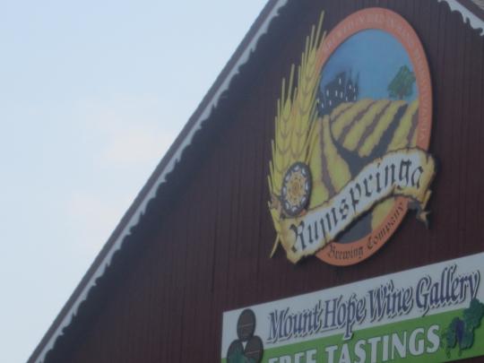 Rumspringa Brewing