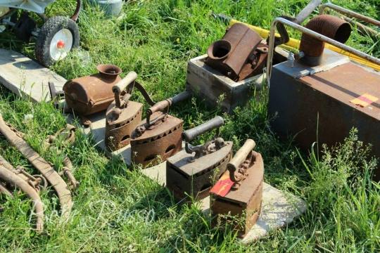 Rusty Irons