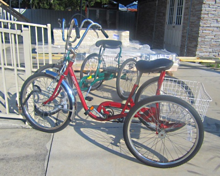 Sarasota Amish Tricycles