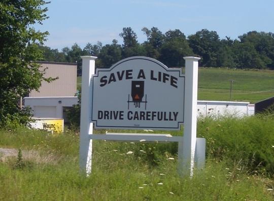 save a life amish
