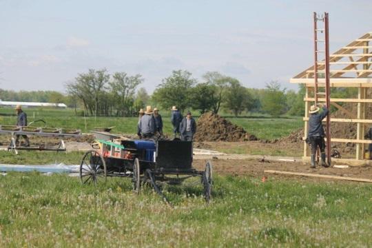 Schoolhouse Construction Adams County