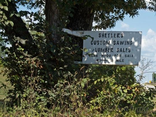 Shetler's Custom Sawing