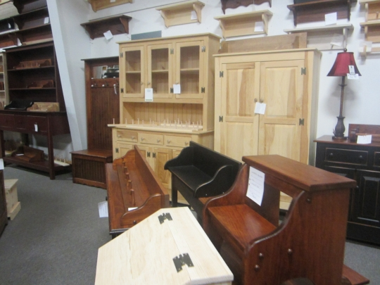 Shrewsbury furniture