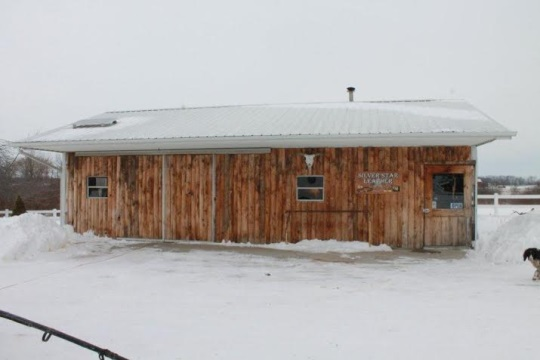 Silver Star Amish Leather Building