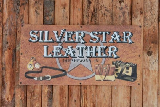 Silver Star Amish-made Leather Goods