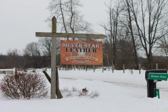 Silver Star Leather Lagrange County Amish