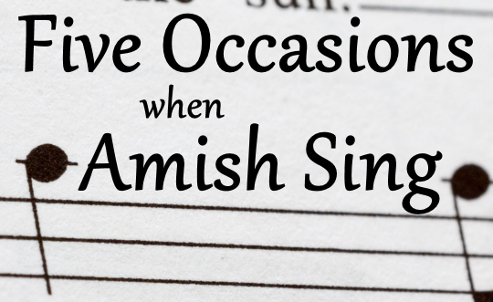 singing-of-the-amish