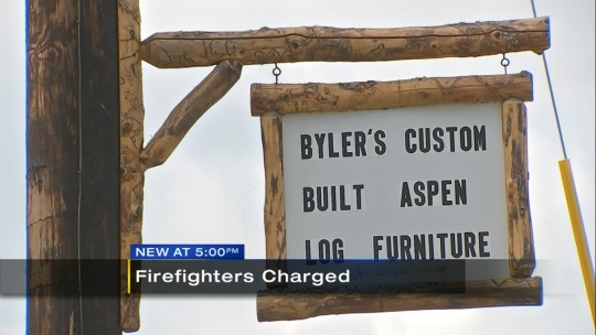 Two Volunteer Firefighters Arrested For Burning Down Amish Furniture Shop