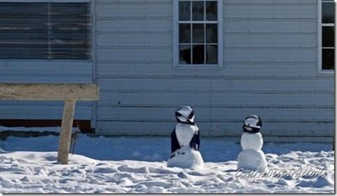 snowman-pair