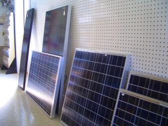 solar power amish