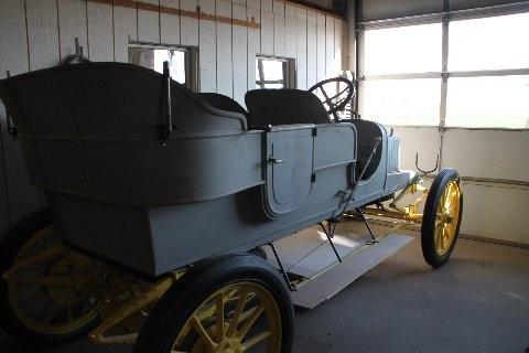Stanley Steamer Auto