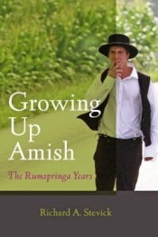 Stevick Growing Up Amish Book Cover