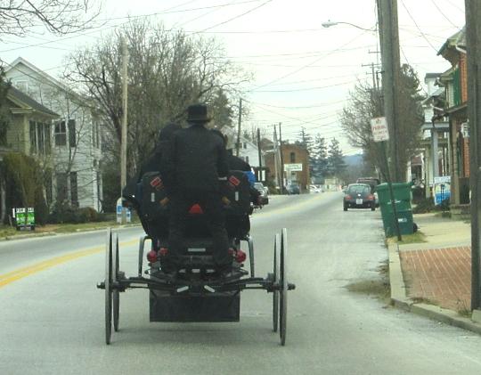 Strasburg PA Amish