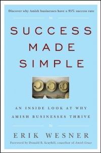 Success Made Simple Erik Wesner Book Cover